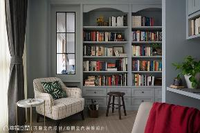 三居 美式 书房图片来自幸福空间在梦想启航 诠释185平有故事的家的分享