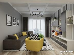 三居 鲁润静园 实创 简约 白领 客厅图片来自实创装饰小彩在鲁润静园138.76平B-1户型简约的分享