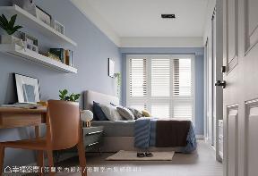 三居 美式 儿童房图片来自幸福空间在梦想启航 诠释185平有故事的家的分享