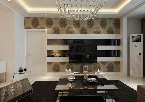 二居 克莱枫丹 现代风格 客厅图片来自百家设计小刘在克莱枫丹89平现代风格的分享