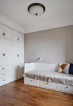 儿童房图片来自家装大管家在灵动脱俗 168平简约美式混搭3居的分享