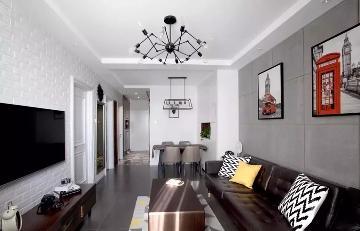 家里装面文化砖墙,时尚又漂亮!