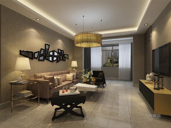 客厅整体追求空间开敞,内外通透,在空间追求上不承受墙限制的自由,整个立体形式会有条不紊的,有节奏的曲线融为一体,既体现实用性也体现现代社会追求的精致和个性。在餐厅和客厅的设计上除了多功能的布置之外