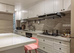 简约 三居 白领 收纳 80后 小美 厨房图片来自金空间装饰集团在八方小区127平米休闲小美风的分享