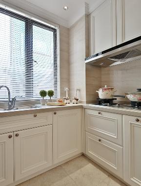 厨房图片来自新浪家居江西站在浪漫满屋的分享