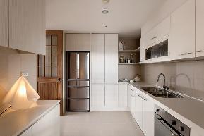 三居 厨房图片来自金煌装饰有限公司在时尚个性的现代简约风格的分享