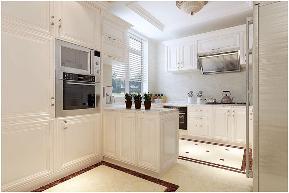龙湖 简欧 实创 滟澜海岸 别墅 白领 厨房图片来自实创装饰小彩在龙湖滟澜海岸联排别墅280平简欧的分享
