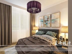 别墅 三居 白领 小资 卧室图片来自董董先生在青岛阔达装饰:港式130平公园美地的分享
