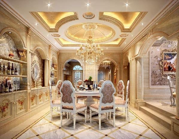 餐厅和茶室