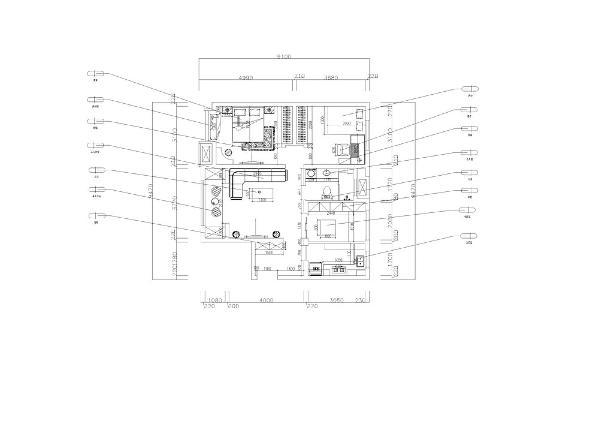 本户型为津南尚信园3室1厅1厨1卫98平米设计方案。风格为现代简约,入户为玄关柜子,逆时针为厨房,然后是休闲室,满足主人休闲读书,接着是卫生间,其次是儿童房,往左是主卧,下方是客厅满足主人起居会客功能。