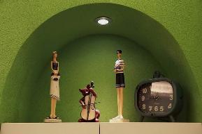 地中海 三居 白领 小资 80后 简约 欧式 田园 混搭 厨房图片来自小蜗置家装饰在绿地世纪城107㎡地中海风情的分享
