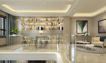 南郊别墅370平简欧风格设计