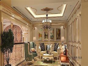 法式 新古典 别墅 跃层 大户型 复式 高帅富 其他图片来自高度国际姚吉智在320平米法式别墅皇家风范的品味的分享