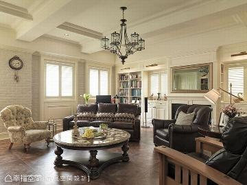 330平美式汉普顿恋家宅