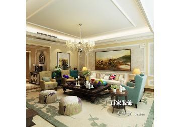 中海盛京府256平欧式风格别墅