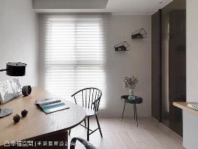 四居 现代 书房图片来自幸福空间在平稳里的细致变化 匀净疗愈居所的分享