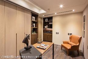 三居 现代 书房图片来自幸福空间在大玩异材质 订制165平精品工艺宅的分享