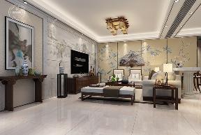 欧式 客厅图片来自深圳浩天装饰在浩天装饰-前海时代的分享