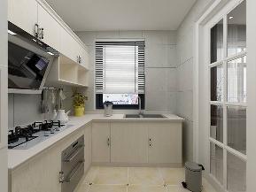 欧式 三居 峰光无限 厨房图片来自我是小样在金色家园三室122平方欧式风格的分享