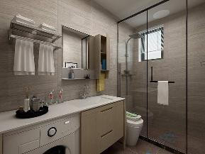 欧式 三居 峰光无限 卫生间图片来自我是小样在金色家园三室122平方欧式风格的分享