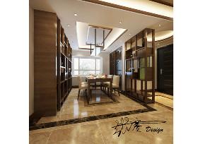 餐厅图片来自沈阳百家装饰小姜在医大家属楼160平欧式风格的分享