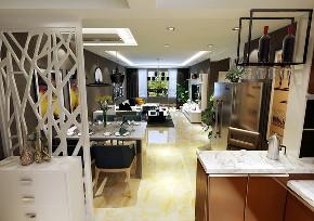 简约 田园 欧式 混搭 三居 餐厅图片来自沈阳百家装饰小姜在外滩三号120平现代风格的分享