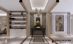玄关图片来自高度国际设计小雅在璞瑅公馆的分享