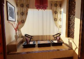简约 欧式 餐厅图片来自沈阳百家装饰小姜在万科花园160平新中式风格的分享