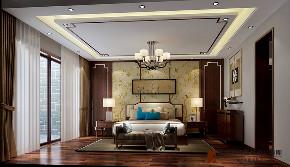 卧室图片来自高度国际设计小雅在龙山新新小镇的分享