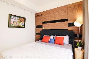 二居 现代 卧室图片来自幸福空间在208平风城絮语的分享