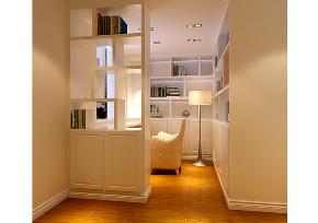 书房图片来自沈阳百家装饰小姜在兴隆御府135平欧式风格效果图的分享