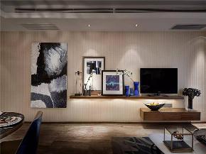 简约 现代 三居 四居 大户型 复式 80后 小资 客厅图片来自高度国际姚吉智在155平米后现代时尚新颖的奢华的分享