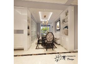 玄关图片来自沈阳百家装饰小姜在中金启城146平简美风格的分享