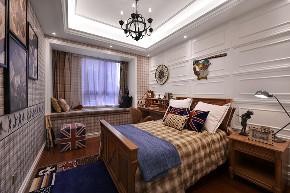 混搭 白领 小资 欧式 卧室图片来自林上淮·圣奇凯尚装饰在中粮天恒·天悦壹号的分享