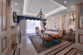 混搭 白领 小资 欧式 客厅图片来自林上淮·圣奇凯尚装饰在中粮天恒·天悦壹号的分享