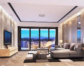 混搭 客厅图片来自深圳浩天装饰在浩天装饰-博林天瑞的分享