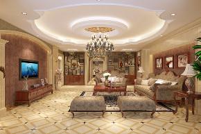 欧式 混搭 别墅 白领 收纳 80后 小资 客厅图片来自圣奇凯尚室内设计工作室在圣奇凯尚装饰-金隅上城郡欧式的分享
