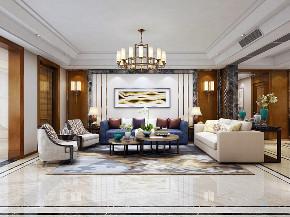 简约 欧式 田园 三居 别墅 白领 旧房改造 80后 收纳 客厅图片来自日升装饰秋红在西安天鹅堡新中式风格赏析的分享