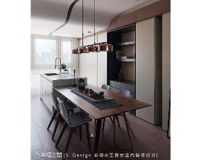 二居 大户型 现代 餐厅图片来自幸福空间在风尚荟萃.创意集思的分享