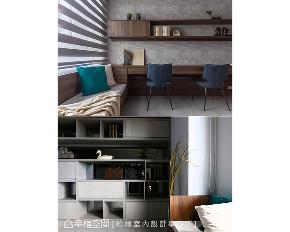 现代 四居 书房图片来自幸福空间在超凡脱俗 185平王者之香的分享
