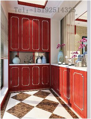 中式 千禧 喜山 实创 别墅 厨房图片来自实创装饰小彩在15万打造千禧喜山149平的分享