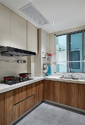 厨房图片来自家装大管家在清风徐来 100平宜家风雅致3居的分享