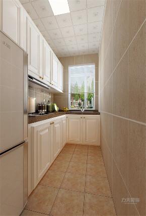 混搭 二居 收纳 小资 厨房图片来自阳光力天装饰在力天装饰-四季恋城-83㎡-混搭1的分享