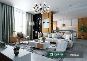 简约 欧式 三居 白领 收纳 80后 设计 装修 家居 客厅图片来自生活家-月昂在清新淡雅的北欧调调的分享