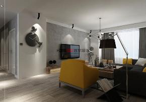 现代风格 沈阳装修 室内设计 百家装饰 80后 客厅图片来自百家装饰--小莹在奉天九里 143平现代风格的分享