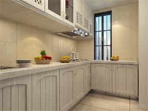三居 欧式 海通园 厨房图片来自阳光放扉er在力天装饰-海通园-140㎡的分享