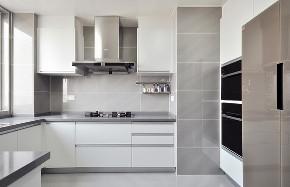 厨房图片来自高度国际设计小雅在星河苑(简约风格) 130的分享
