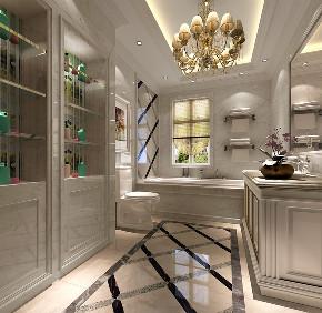 厨房图片来自高度国际设计小雅在远洋天著 法式的分享