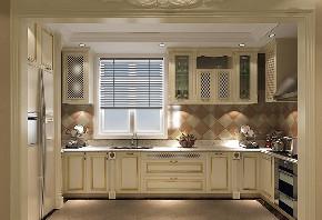 厨房图片来自高度国际设计小雅在k-天恒乐墅的分享