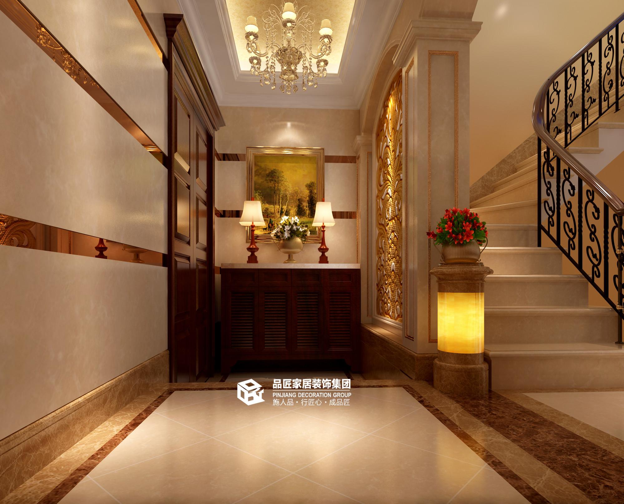 装修价格 欧式风格装 品匠装饰 凤岭世家 楼梯图片来自广西品匠装饰集团在凤岭世家简欧风格装修案例。的分享